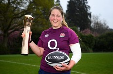 England star named Women's Six Nations Player of the Championship