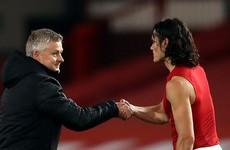 I'm doing my best to keep Edinson Cavani at Man Utd – Ole Gunnar Solskjaer