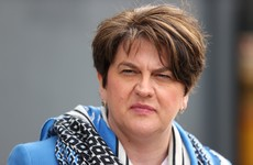 Arlene Foster says she hasn't seen letter of no confidence or spoken to those who moved to oust her