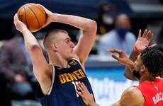 Nikola Jokic double-double pushes Denver Nuggets past Toronto Raptors