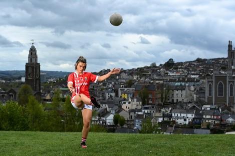 Cork star Doireann O'Sullivan shared her frustration at yesterday's GPA Return to Training event.