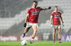 Cork football squad hit by double ACL injury blow