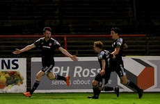 Bohemians undone by second-half double by Derry's McJannet