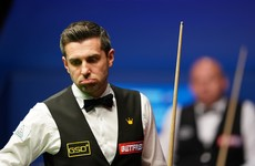 Mark Selby warned for slow play as Stuart Bingham rallies at the Crucible