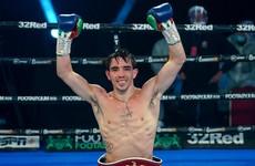Conlan lands the WBO international super-bantamweight title in London
