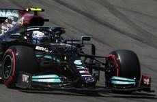 Bottas beats Hamilton to pole at Portuguese Grand Prix