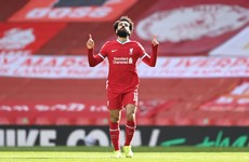 Nobody at Liverpool has discussed a new contract with me, says Mohamed Salah
