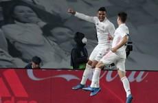 Hazard starts as Real Madrid defeat Osasuna, while Atleti scrape past Elche