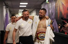 Joseph Parker, in his first fight under Andy Lee, recovers from knockdown to pip Chisora on points