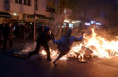 Over 250 people arrested in Berlin after 'unacceptable' May Day violence