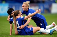 Chelsea reach first Women's Champions League final
