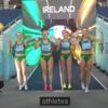Ireland Women's 4x200m team take second with stunning national record in World Relays final