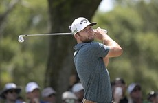 Burns outduels Bradley to capture PGA Valspar title