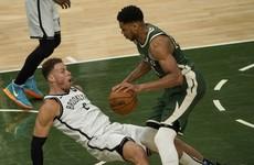Giannis Antetokounmpo helps Milwaukee Bucks to victory on his return to action