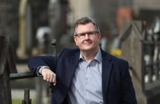 Jeffrey Donaldson announces DUP leadership bid