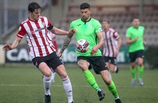 Finn Harps claim first ever league win at Brandywell Stadium after Foley strikes late