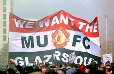 Manchester United promise to ban supporters involved in violent behaviour during protests