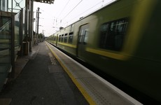 Assault investigation launched after woman falls between platform and Dart at Howth Junction station