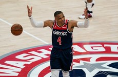 Russell Westbrook produces triple-double masterclass for Washington Wizards
