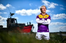 'Running on the roads around Wexford town, I was genuinely broke up' - From lockdown to hurling