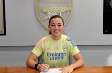 Ireland captain and 'world-class left-sided player' McCabe commits future to Arsenal