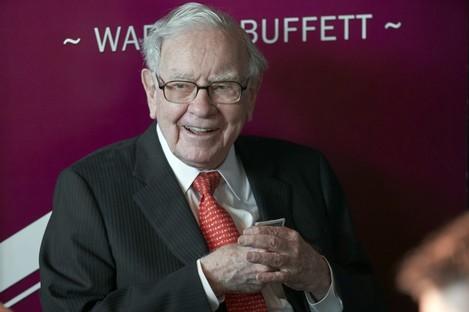 Buffett has led Berkshire for decades.