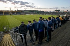 Micheál Martin says supporters could be back at games in July