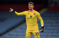 Irish goalkeeper Mark Travers scores last-minute equaliser and saves two penalties amid cup triumph
