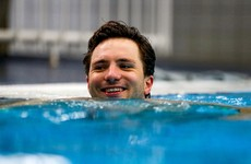 Oliver Dingley the latest Irish diver to qualify for the Olympics