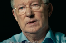 Take a first look at the new Alex Ferguson film