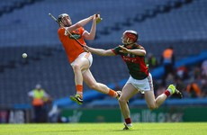 Keith Higgins to captain the Mayo hurlers for 2021
