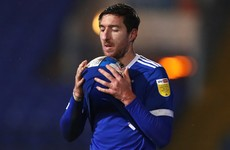 Former Ireland international Stephen Ward to be released by Ipswich Town