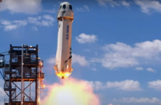 Jeff Bezos' New Shepard rocket to launch again in July - this time with a crew on board