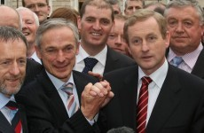 Poll shows greater support for Bruton than Kenny