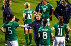 Pauw's Ireland set to start World Cup campaign with September trip to Georgia