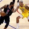 Paul George leads from the front as Clippers beat Lakers in LA battle