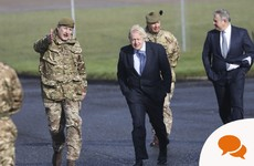Brian Rowan: The question now re any amnesty in the North is whether Johnson can be trusted