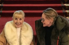 Sofa Watch: Sharon Stone joins Ryan to discuss her strong ties with Northern Ireland