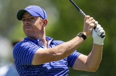 McIlroy surges up Wells Fargo leaderboard with second-round 66