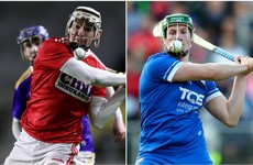 Cork select new faces and Waterford name 9 of All-Ireland final team
