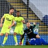 Newcastle stun Leicester to inch closer to safety and keep top-four race alive