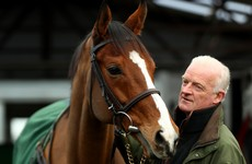 Faugheen, Douvan and Benie Des Dieux all retired