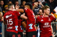 Mo'unga shines as Crusaders land another Super Rugby Aotearoa title