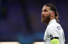 Sergio Ramos may have played his last game for Real Madrid as injury strikes again