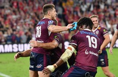 Last-gasp O'Connor try sees Reds beat Brumbies in Super Rugby AU final
