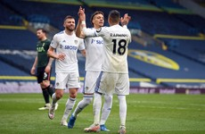 Tottenham's Champions League hopes look all but over after Leeds loss