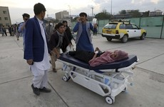 25 killed, 52 wounded in blast near school in Afghanistan
