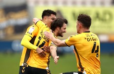 Joy for Wes Hoolahan as Cambridge promoted