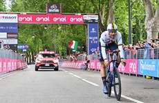 Filippo Ganna wins opening stage of Giro d'Italia on mixed day for Irish riders