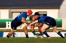 Keenan's hat-trick helps Leinster overcome shocking start to win in Connacht
